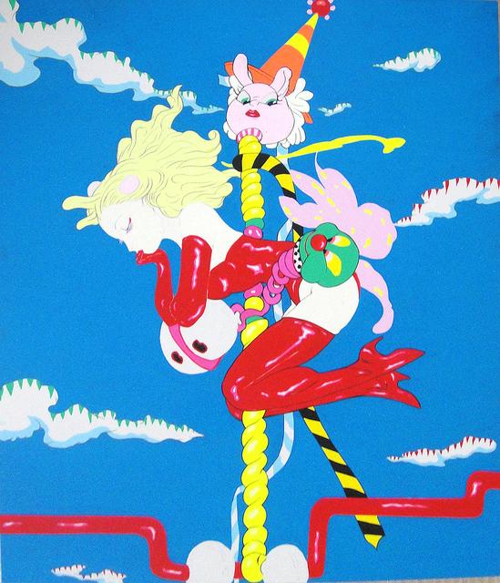 , 'Carousel,' 2013, Mizuma Art Gallery