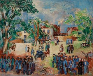 Marche au Limousin
