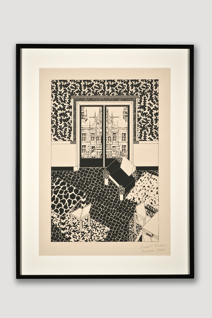 , 'Interior 1 (Limited Edition Silkscreen),' 1984, The Modern Archive