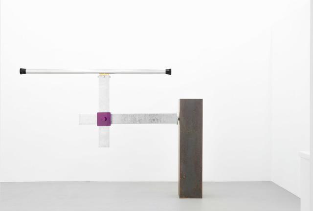 , 'hl. antonia,' 2015, Christine König Galerie
