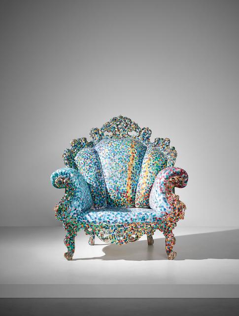 Alessandro Mendini, ''Poltrona di Proust' armchair', 1985-1988, Phillips