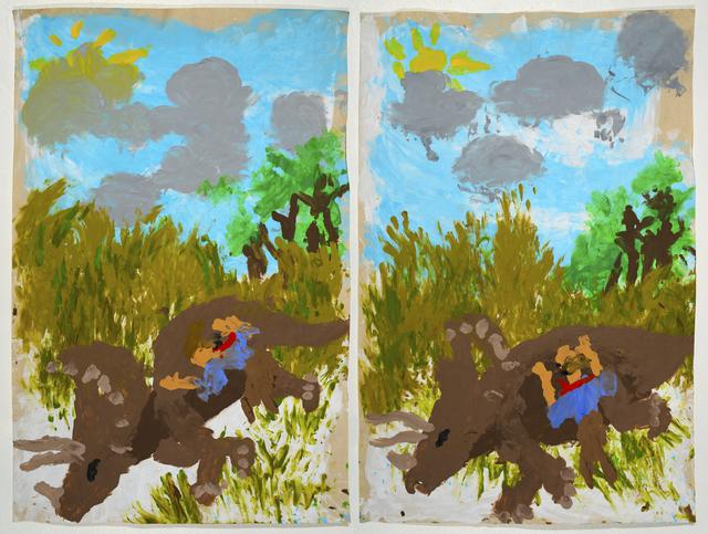 , 'Tricératops,' , Galería Karen Huber