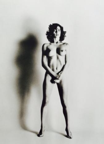 Helmut Newton, 'Big Nude', 1980, Flux//Zone