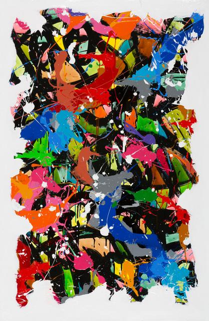 , 'Rulers,' 2014, KOLLY GALLERY