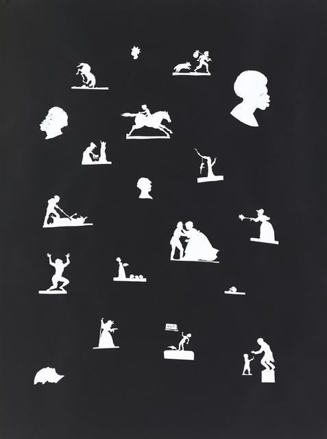 , 'Sampler III Muscle Memory,' 2013, Sikkema Jenkins & Co.