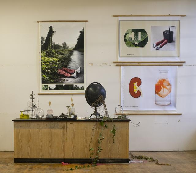 , 'Installation 23: Classroom,' 2018, Resource Art