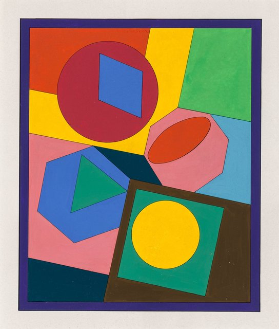 Victor Vasarely, 'Orias', 1980, Heritage Auctions