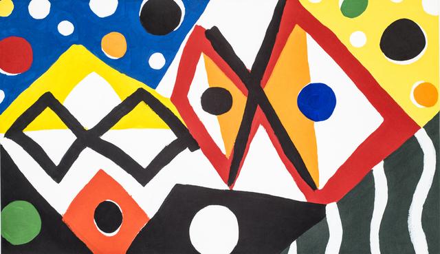 , 'Foumbam,' 1987, Rosamund Felsen Gallery