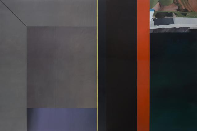 , 'A half landscape,' 2018-2019, Arario Gallery