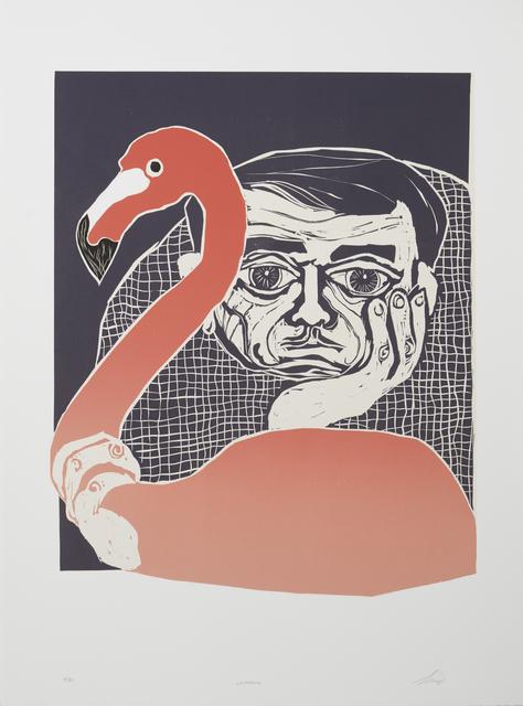 Sanya Kantarovsky, 'Lacriminal', 2016, Studio Voltaire