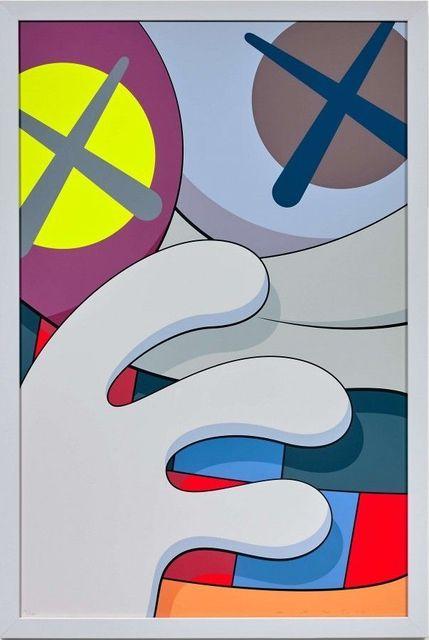 KAWS, 'Blame Game 2', 2014, Vertu Fine Art