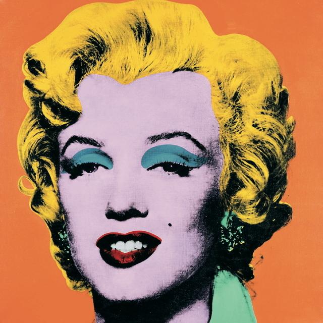 Andy Warhol, 'Marilyn Orange (Lg)', 1989, ArtWise