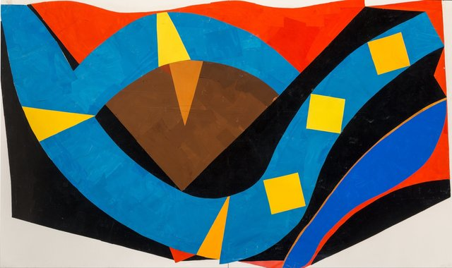 Fritz Bultman, 'Blue Wave I', 1979, Heritage Auctions