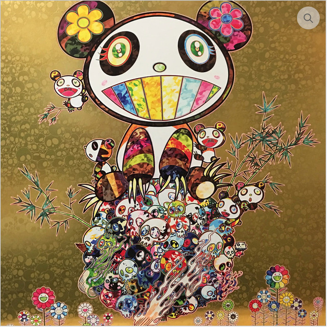 Takashi Murakami, 'Panda Family', 2016, MSP Modern