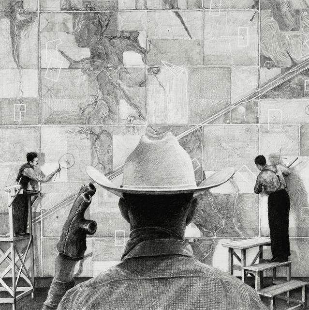 , 'Treaty Crumpler,' 2017, Winston Wächter Fine Art