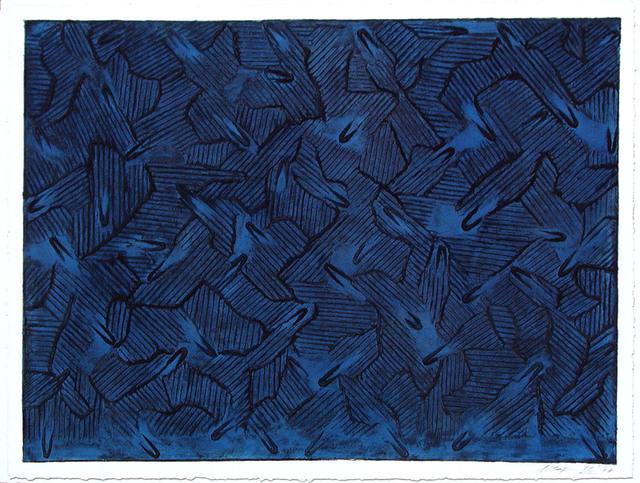 , 'Ecriture Series III #7,' 1994, Galerie Bhak