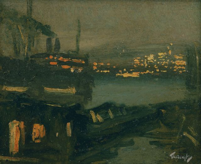 , 'Jersey City, Waterfront,' , Avery Galleries