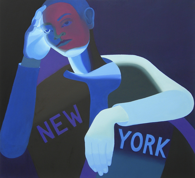 , 'New York,' 2017, Morgan Lehman Gallery