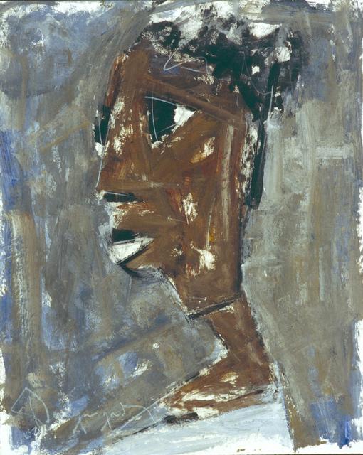 , 'Woman's Head,' , Eisele Fine Art