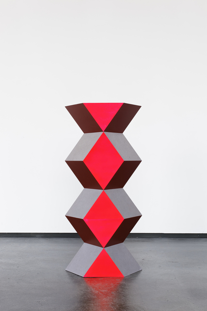 , 'Short Cardinal - Never Ending,' 2015, Simon Lee Gallery