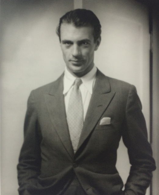 , 'Gary Cooper,' , see+ Gallery