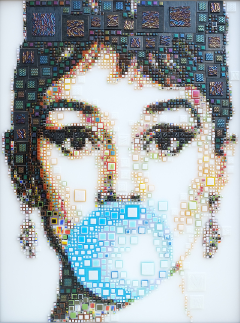 , 'Audrey Glamour,' 2018, NextStreet Gallery