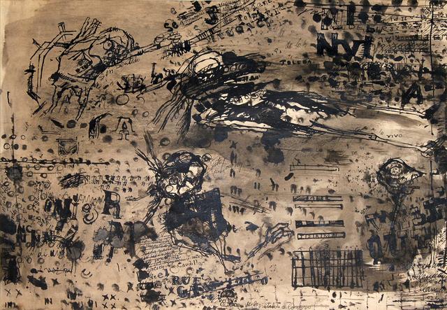 , 'Untitled,' 1963, Del Infinito