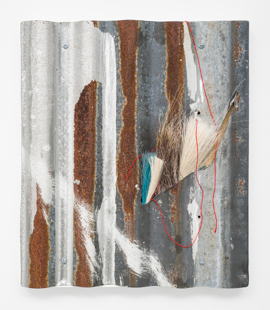 , 'Swole Drum,' 2018, Lora Reynolds Gallery