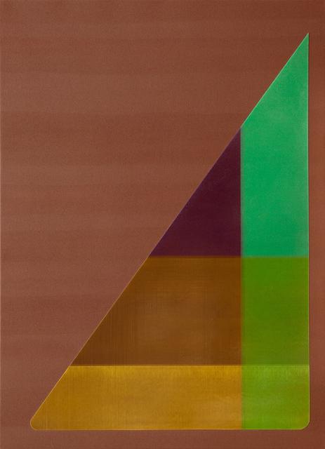 , 'Landfall,' 2017, Michael Gibson Gallery