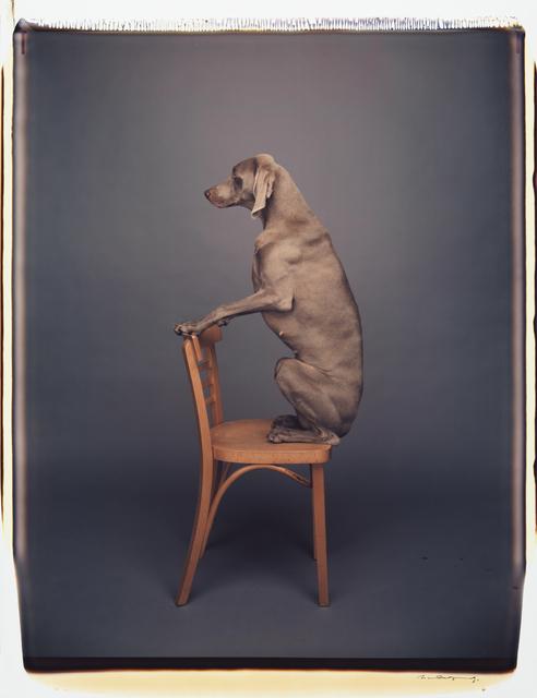 , 'Chair Piece,' 1991, Huxley-Parlour