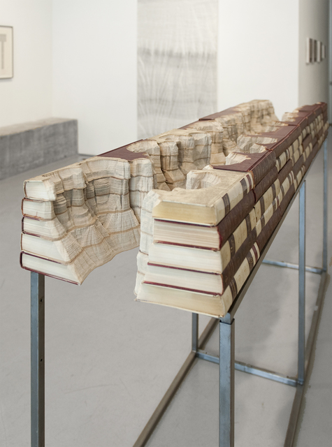 , 'The Grand Library,' 2012, Jane Lombard Gallery