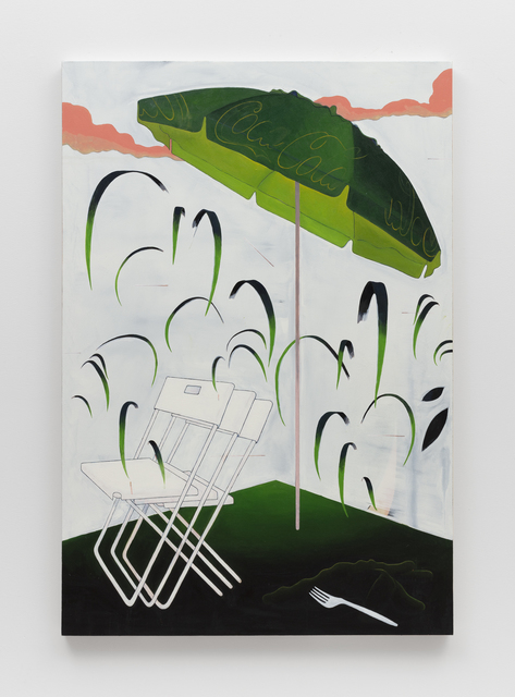 , 'As herbs and trees,' 2018, Alexander and Bonin