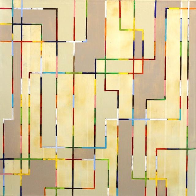 , 'Fields Beige 18-8,' 2015, Artspace Warehouse