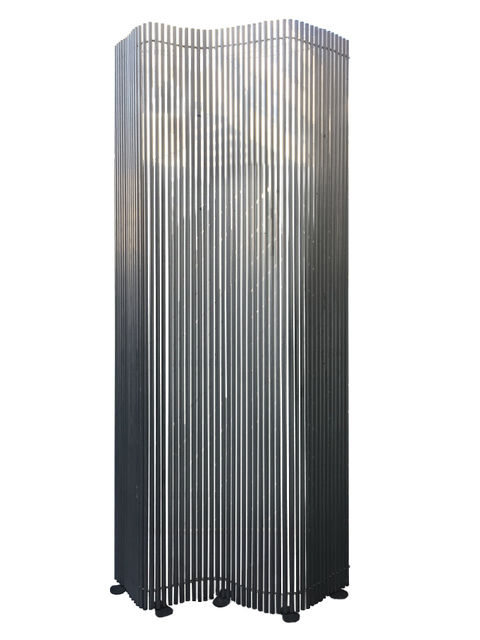 , 'Aluminium Screen,' 2018, Etage Projects