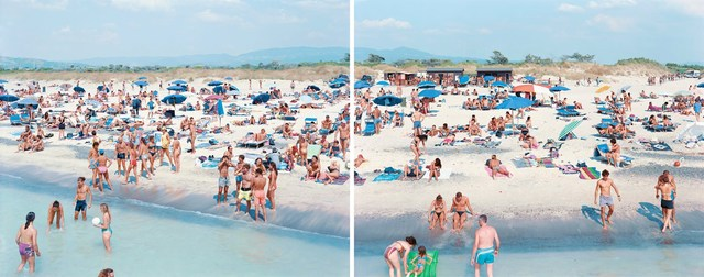 , 'Rosignano Diptych (Left and Right),' 2006, Artsnap