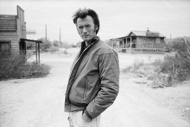 , 'Clint Eastwood,' , Mouche Gallery