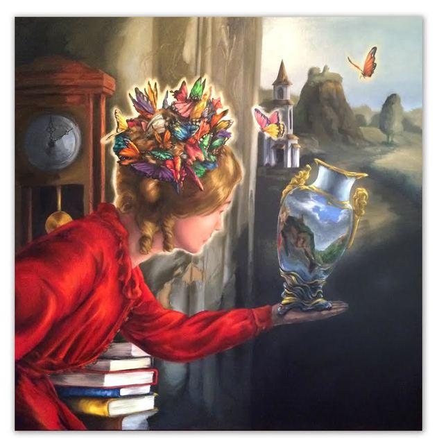 , 'Day Dreamer,' 2016, Linda Warren Projects