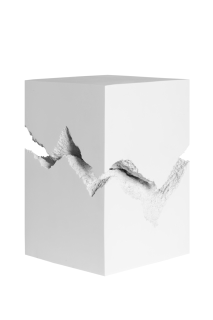 Snarkitecture, 'Split', 2012, Design/Decorative Art, Cast marble, Volume Gallery