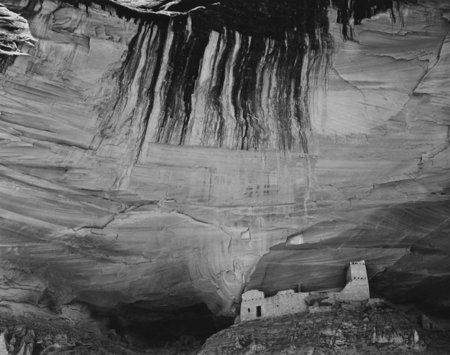 Michael A. Smith, 'Mummy Ruins, Canyon del Muerto, Arizona', 1975, Contemporary Works/Vintage Works