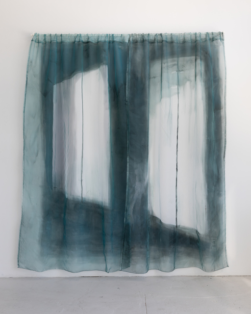 , 'Lone Curtains,' 2018, Crush Curatorial