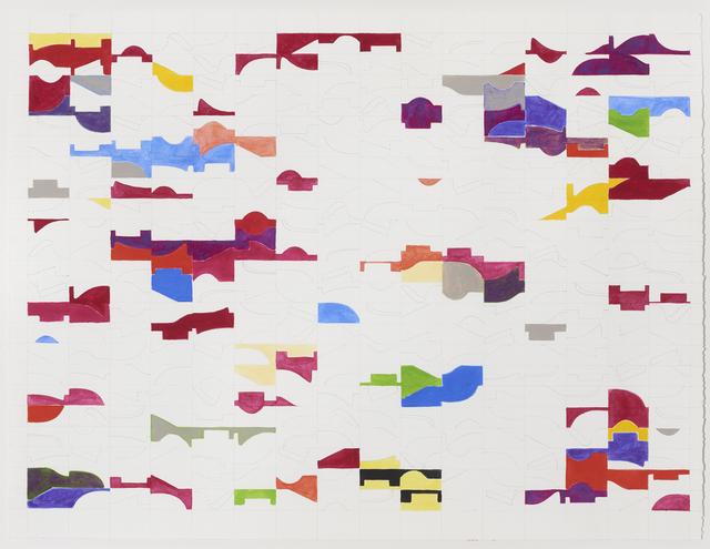 , 'Respiraciones VII,' 2013, Henrique Faria Fine Art