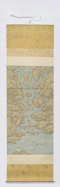 , ' Angel in the water,' 2016, Tina Keng Gallery