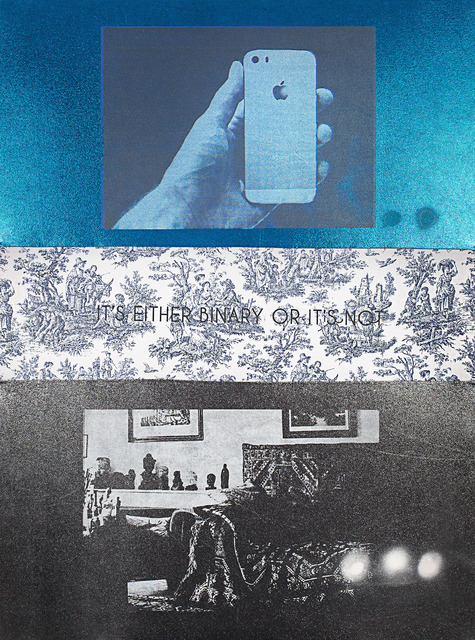 , 'DREAM BATTLES: Technology vs. Therapy (iPhone vs. Freud's Couch),' 2014, Garis & Hahn