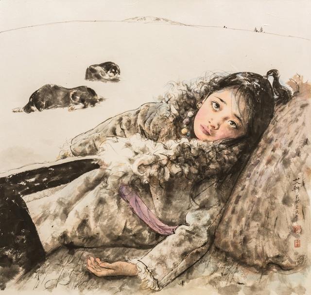 Ai Xuan, 'February', 2017, Kwai Fung Hin