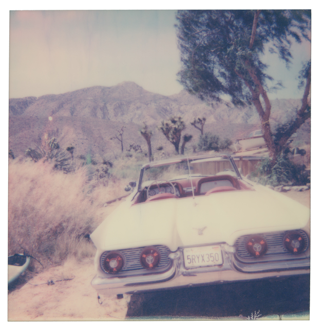 Stefanie Schneider, 'Tao's Place (High Desert)', 2019, Photography, Digital C-Print based on a Polaroid, not mounted, Instantdreams
