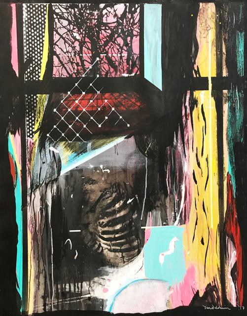 , 'Solitude ,' 2016, Maddox Gallery