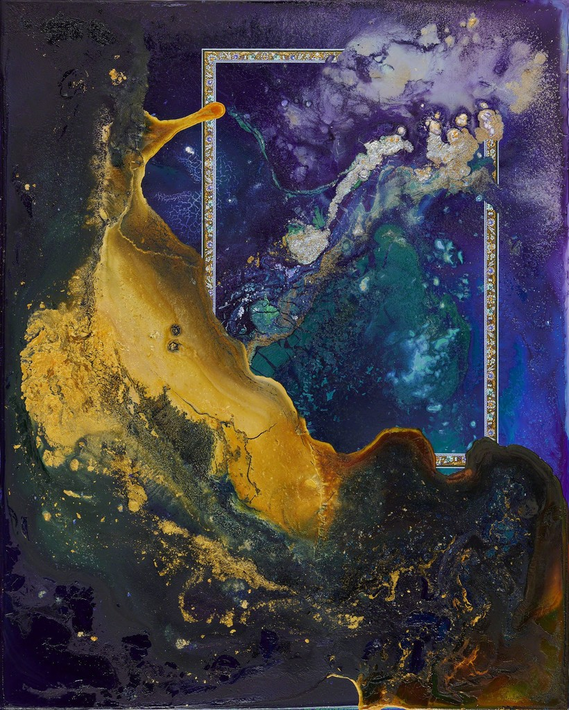Esprit Wave Draaifauteuil.Https Www Artsy Net Artwork Hiroshi Yamano Byobu Number 4 Https