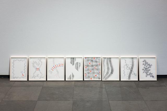 , 'Joy in Paperwork,' 2016, Kunsthalle Wien