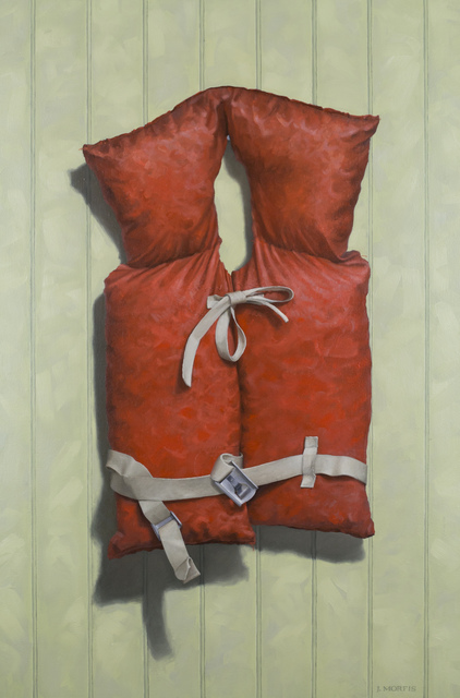 , 'My Childhood Life Jacket,' 2017, Grenning Gallery