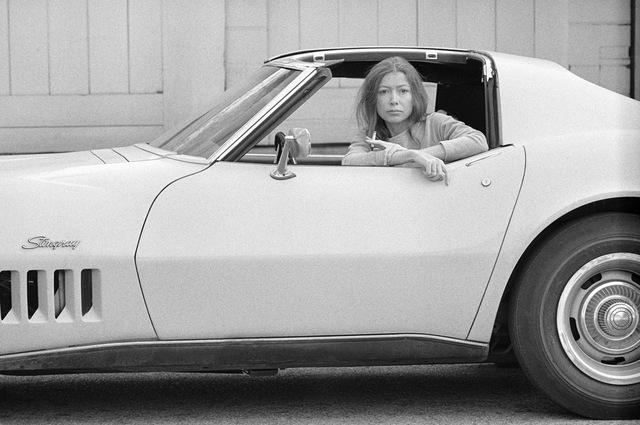 , 'Joan Didion, Hollywood, 1968 (11a.),' 1968, Danziger Gallery